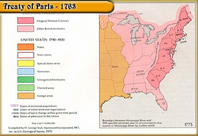 Treaty of Paris Primary Document JOIN THE REVOLUTION